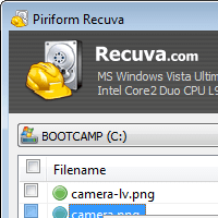 Freewares Recuva Deleted File Recovery Tool DOWNLOAD